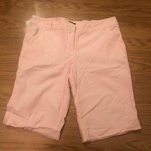JCrew Seersucker Women's Shorts